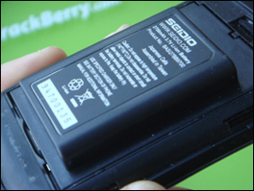 Extended Battery for the 9700