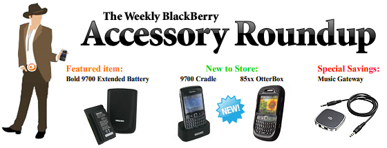 BlackBerry Accessory Roundup 1