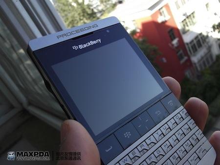 BlackBerry 9980