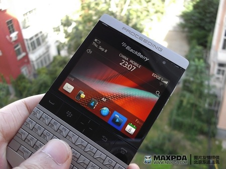 BlackBerry 9980