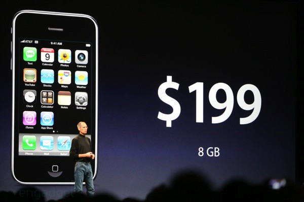 iPhone 2.0 Announced Today