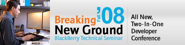 BlackBerry Technical Seminar TODAY!
