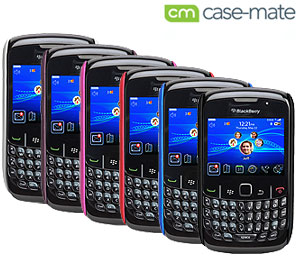 Case-Mate Barely There for BlackBerry Curve 8520