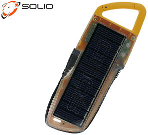 Solio Rocsta Solar Charger