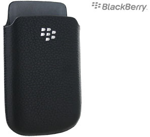 BlackBerry Leather Pocket Pouch