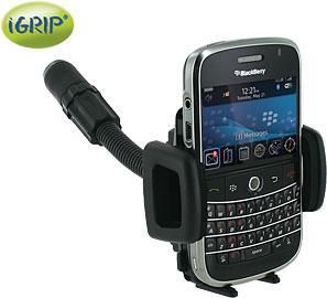 iGrip dock for BlackBerry