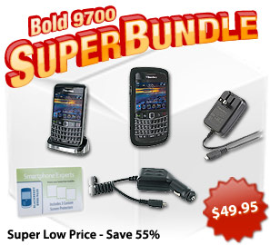 Bold 9700 Super Bundle