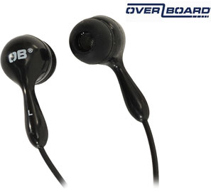 Overboard Waterproof Headphones