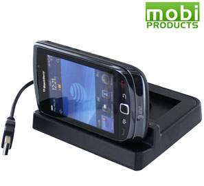 Mobi Products Cradle w/ Spare Battery Slot