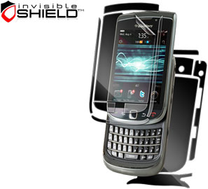 invisibleSHIELD Full Body Maximum Coverage for BlackBerry Torch 9810