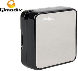 Qmadix BoostPac 1000mAh Lithium-Ion Cube