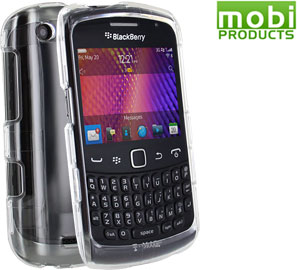 Mobi Products Crystal Case for BlackBerry Curve 9360