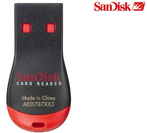 SanDisk MobileMate Micro Reader
