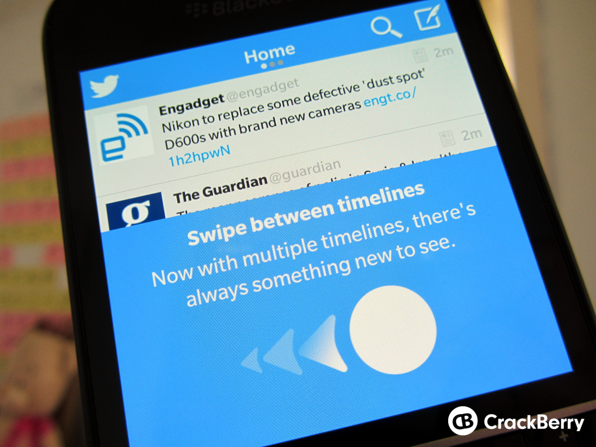 Twitter for BlackBerry 10 now available through the BlackBerry Beta Zone