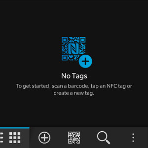 Smart Tags for BlackBerry 10