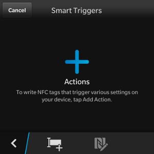 Add smart Triggers