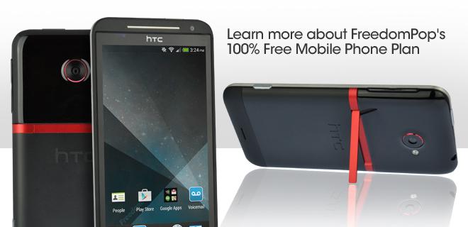 The FreedomPop MiFi mobile hotspot