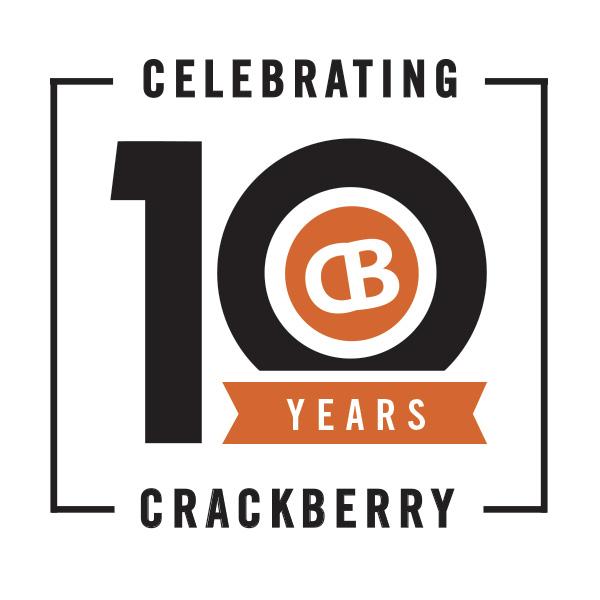 10 Years of CrackBerry