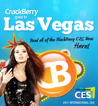 CrackBerry goes to CES