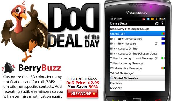 BerryBuzz DoD