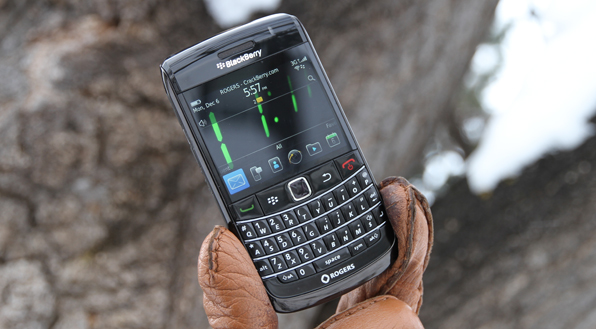 BlackBerry Device Reviews