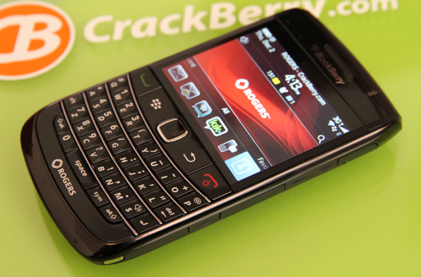 Unlock Your Blackberry Bold 9780 From Rogers Apps Directories