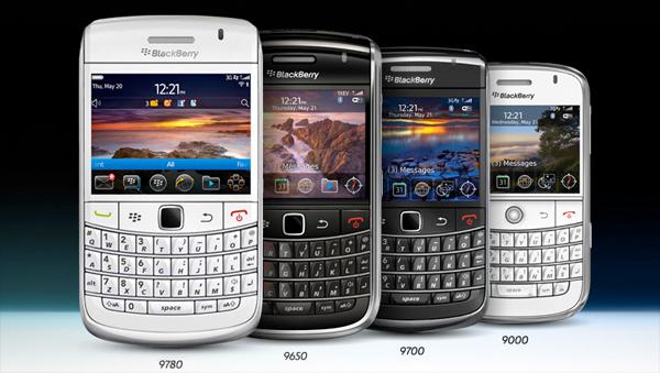 BlackBerry Bold Family