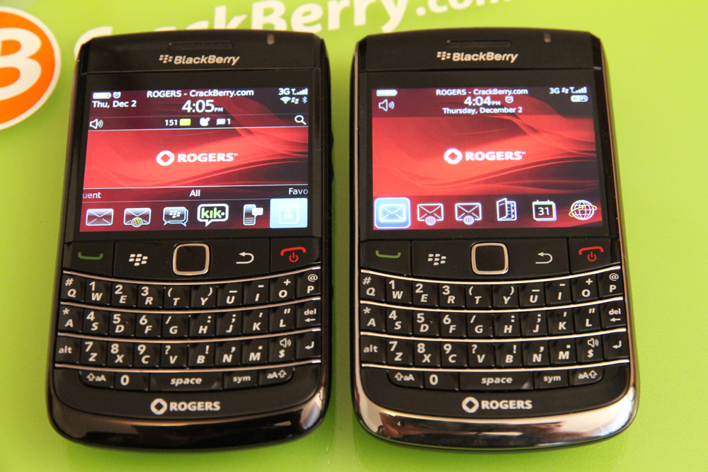 Blackberry manual 9700 bold