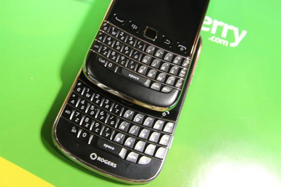 BlackBerry Bold 9790 Keyboard