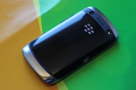 BlackBerry Curve 9380 Back