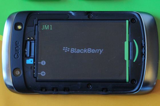 BlackBerry Curve 9380 Battery