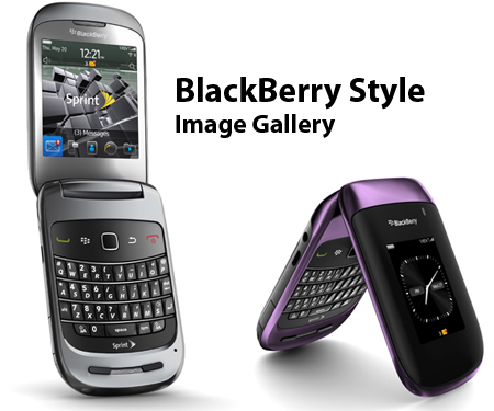 BlackBerry Style Press Photos and Images