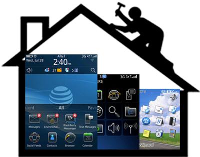 BlackBerry 6 - a BIG renovation