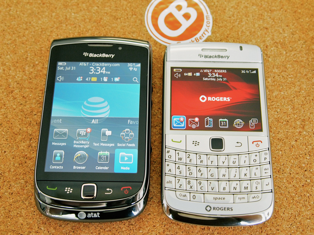 BlackBerry Torch 9800 Images and Photos Gallery ...