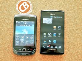 BlackBerry Torch 9800 Photo