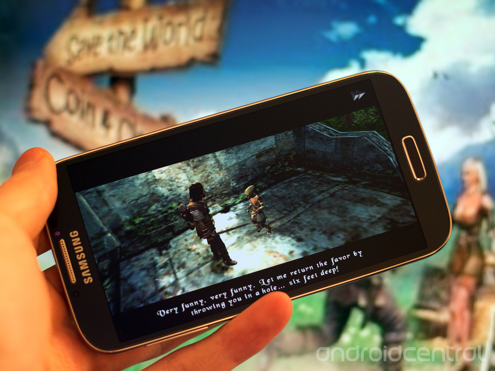 Deretan Game Rpg Terbaik Di Android Aplikasi Hot Topic Forum Polytron W3430 Wizard Crystal 2 The Bards Tale