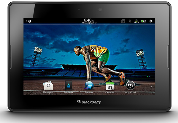 Enter to Win a Free 4G LTE BlackBerry PlayBook!