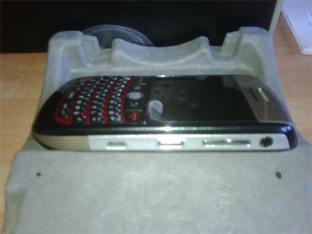 ColorWare BlackBerry Curve 8900