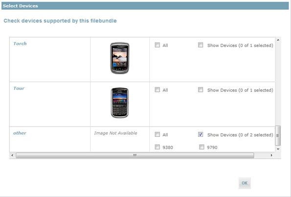 BlackBerry Bold 9790, BlackBerry Curve 9380