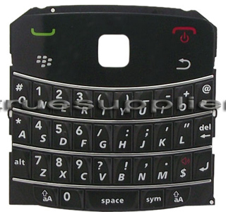 Full Physical Keyboard for the BlackBerry Pearl 9100