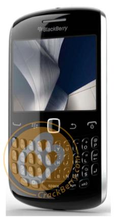 Next Generation BlackBerry Curve