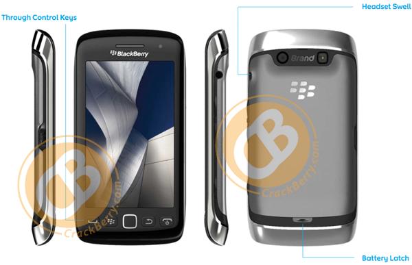 BlackBerry Monaco / Monza