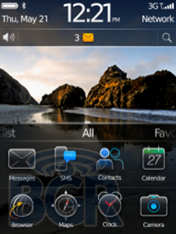 BlackBerry OS 6.0
