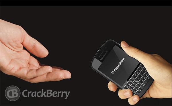 BlackBerry 10 for 3!