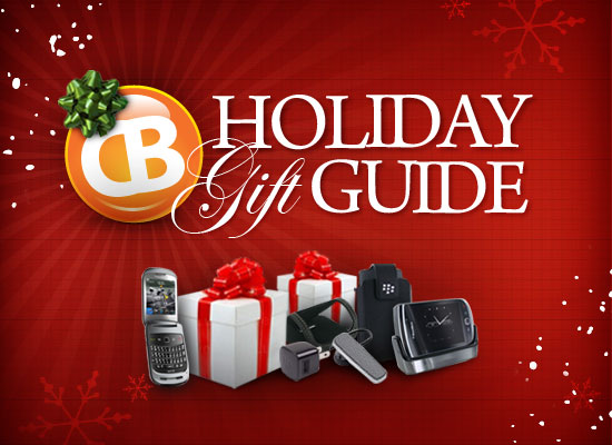 CrackBerry Holiday Gift Guide