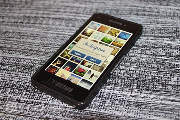Instagram coming to BlackBerry 10... yeah, it'll happen.