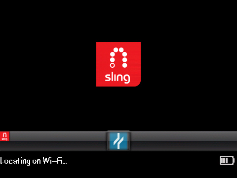 SlingPlayer Mobile for BlackBerry