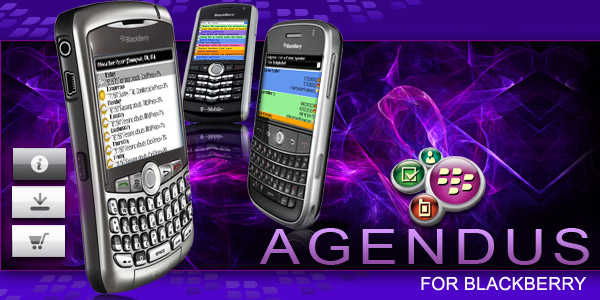 Agendus for BlackBerry