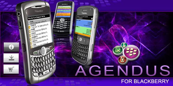 Agendus for BlackBerry