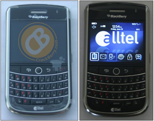Alltel BlackBerry Tour 9630